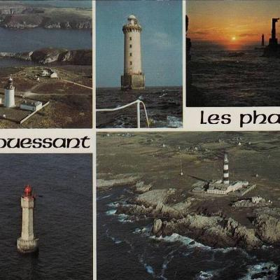 Phares Ouessant 5vues