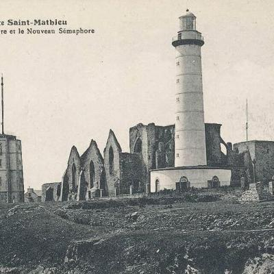 Phare St Mathieu